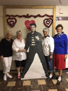 Elvis was a hit!!