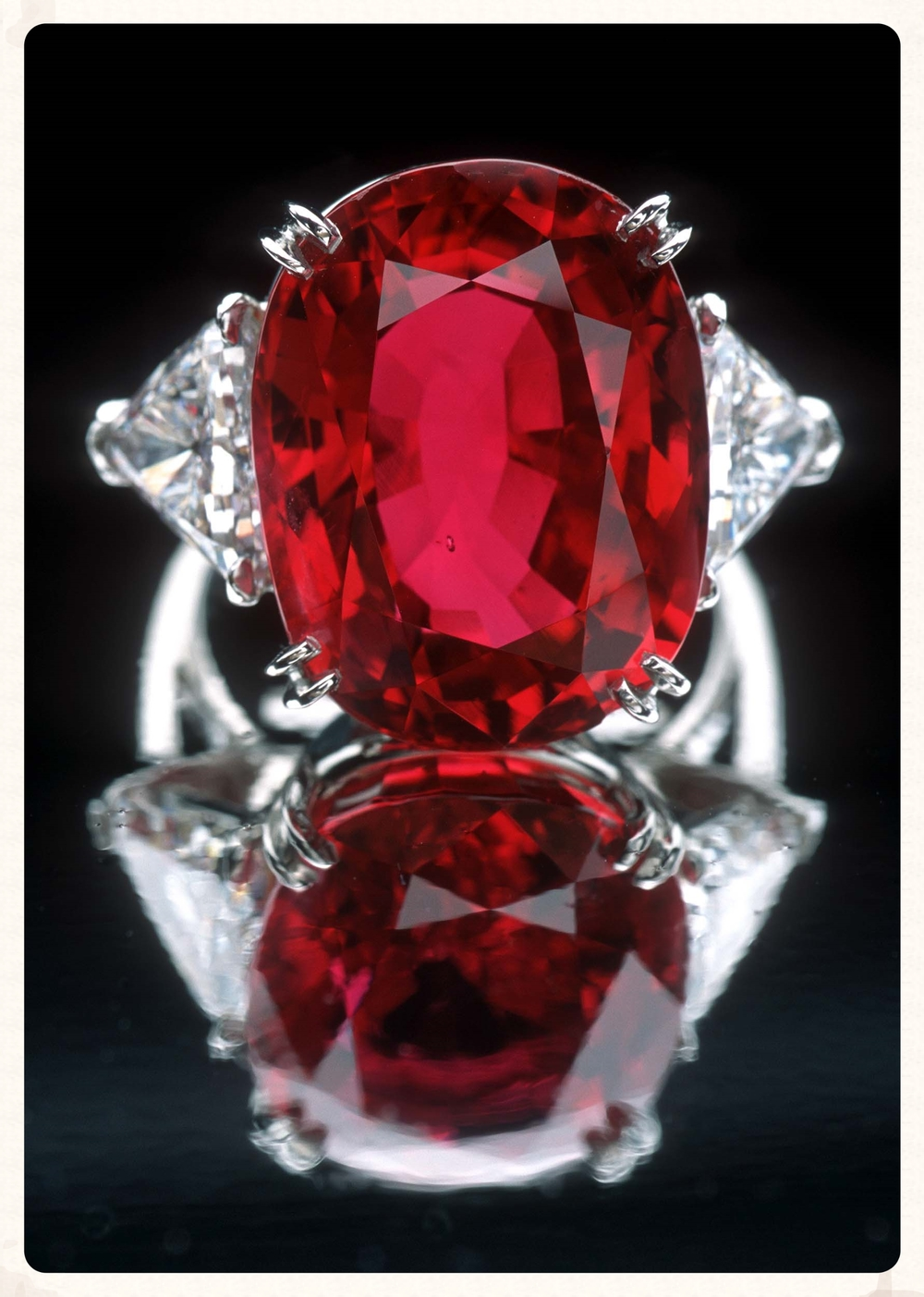 The Carmen Lucia Ruby. From the Smithsonian Institution.