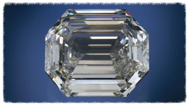 This diamond is over 100 carats!  From the Gemological Institute of America.