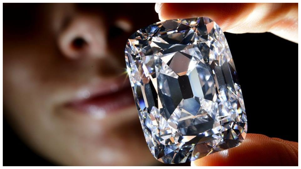 This BBC image shows an astounding example of a cushion cut diamond: the Archduke Joseph. The 76.02 ct, D-color Internally Flawless cushion cut diamond sold in 2012 for $21.5 million.