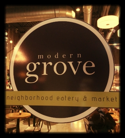 Modern Grove is located on Tatum Blvd. north of Greenway in North Phoenix.