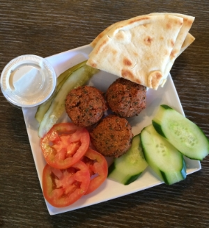 Falafel Plate Appetizer