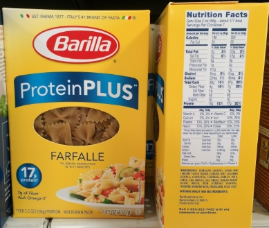 "In today's post I answer the question- ""Is protein pasta a good choice?"""