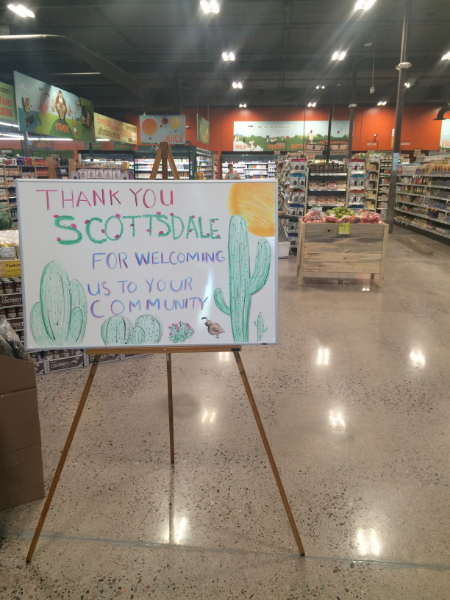 Natural Grocers first Phoenix area location is opening in Scottsdale at Scottsdale and Thunderbird.