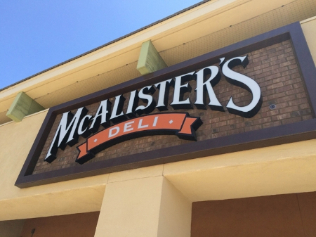 McAlister's Deli- locations nationwide