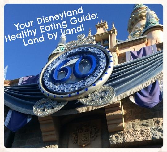 Disneyland, the healthy way!