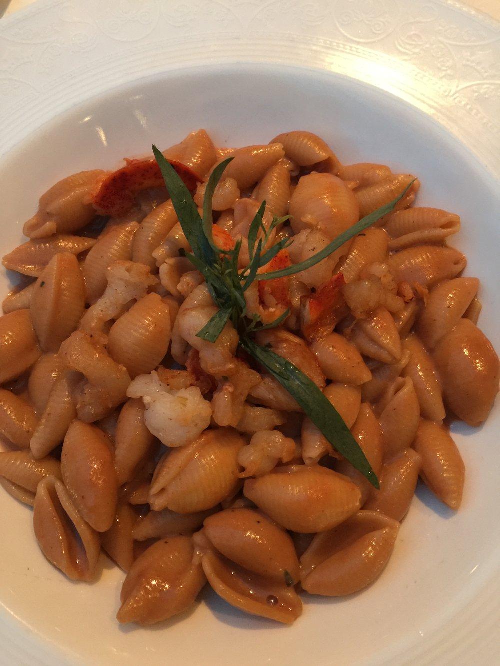 Custom Meat & Dairy Free Pasta