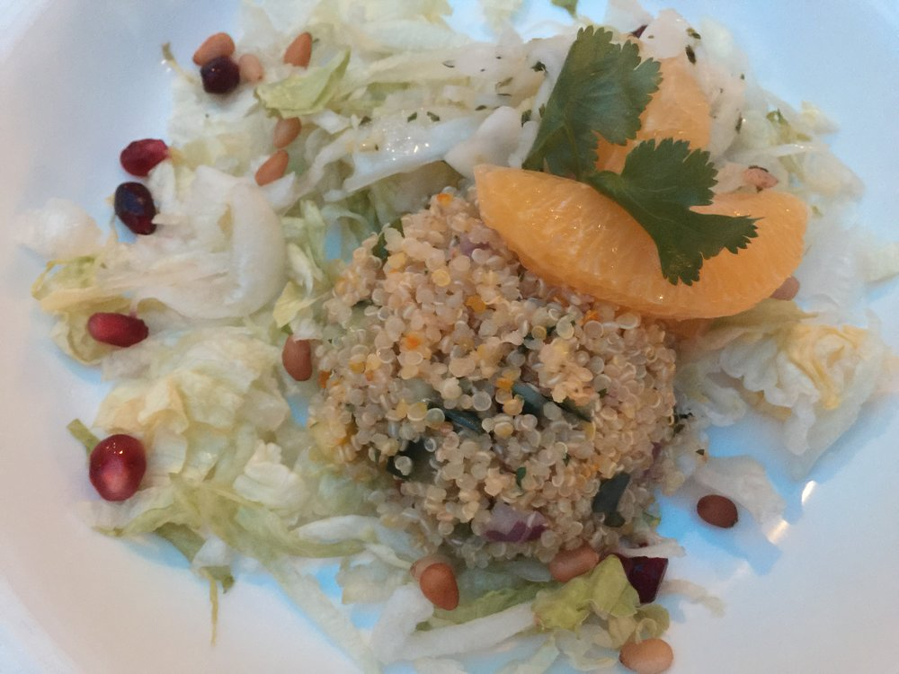 Fennel, Orange, and Quinoa Salad