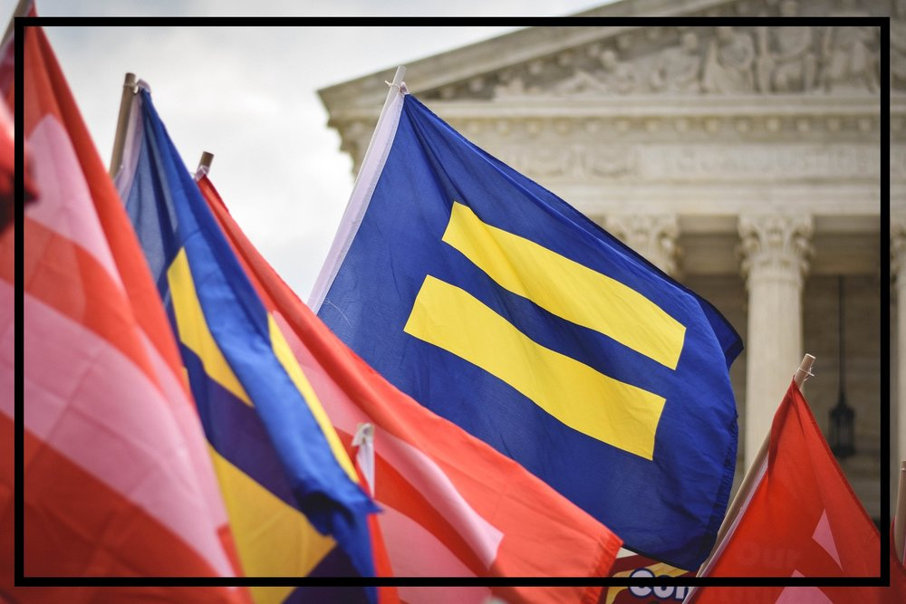 Gay people have more to be proud about than the U.S. Supreme Court