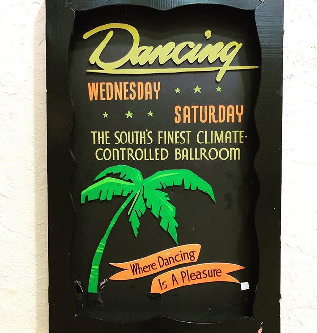 """Where dancing is a pleasure"" 💃🏻 #stpete #SND40"