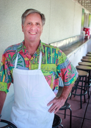 Dwight Collins, Owner of Newman's Fish Company
