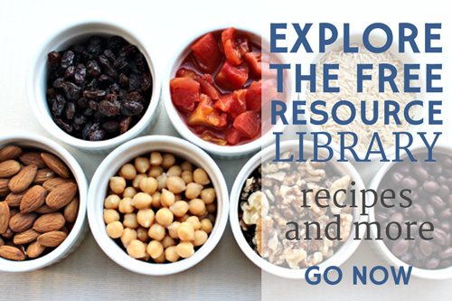 second act kitchen resource library