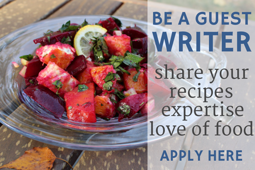 second act kitchen guest writer program