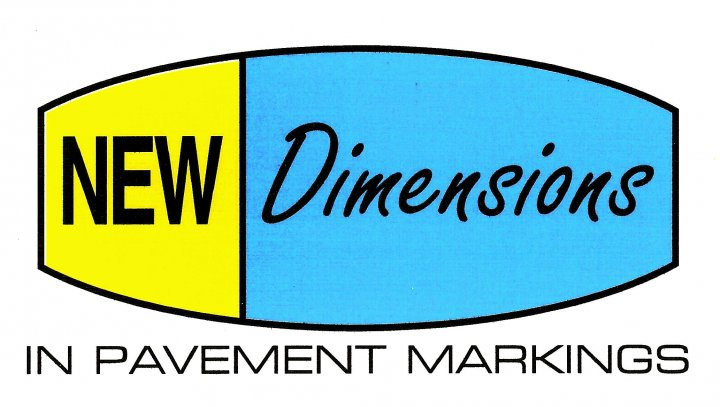 New Dimensions In Pavement Markings