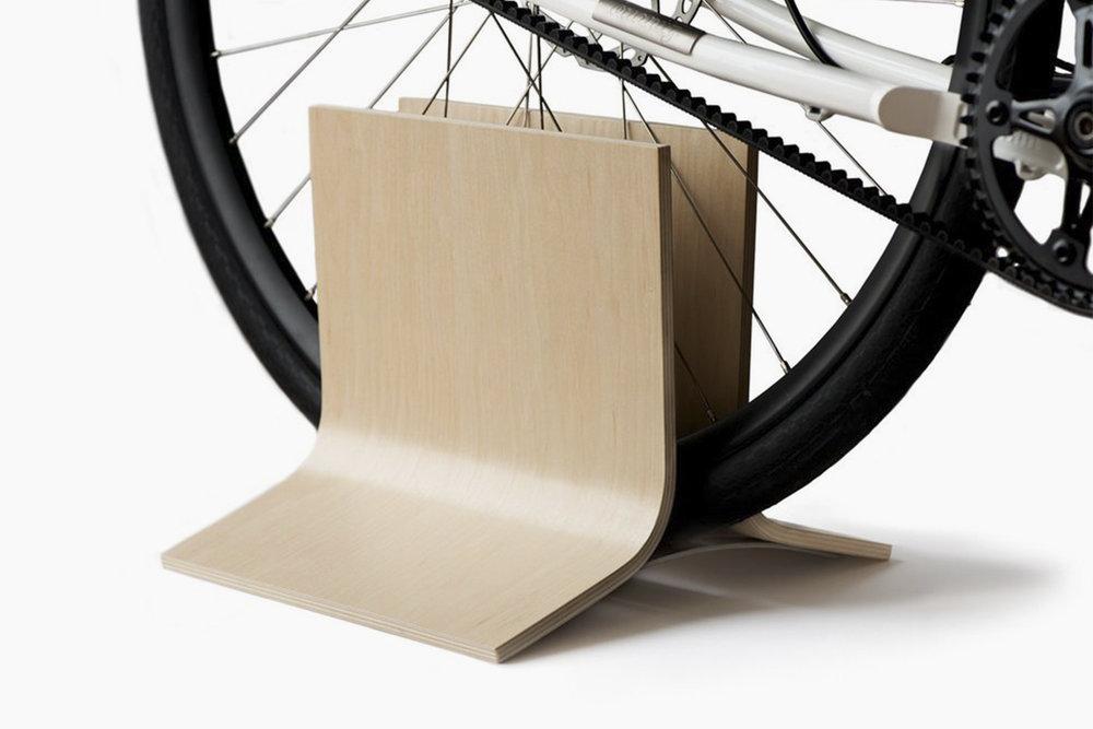 RIVEN x Budnitz Bike Stand