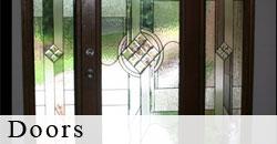 Doors: Door conversions to Exterior and interior doors