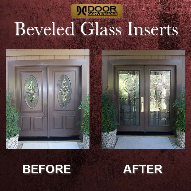 1) One Of My Pre Builts Glass Inserts Or 2) A Custom, One Of A Kind Stained Glass  Insert That Will Make All The Neighbors Jealous! What Are You Waiting For,  ...