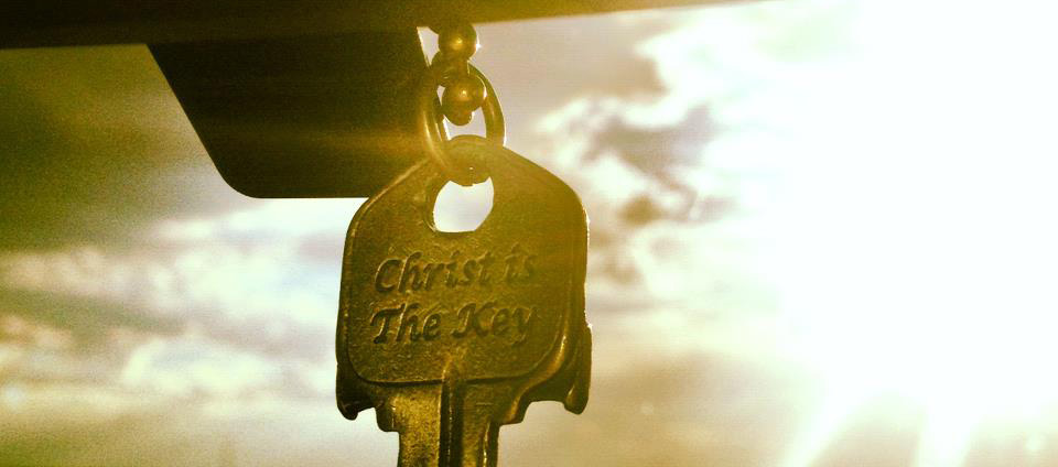 CHRIST IS THE KEY