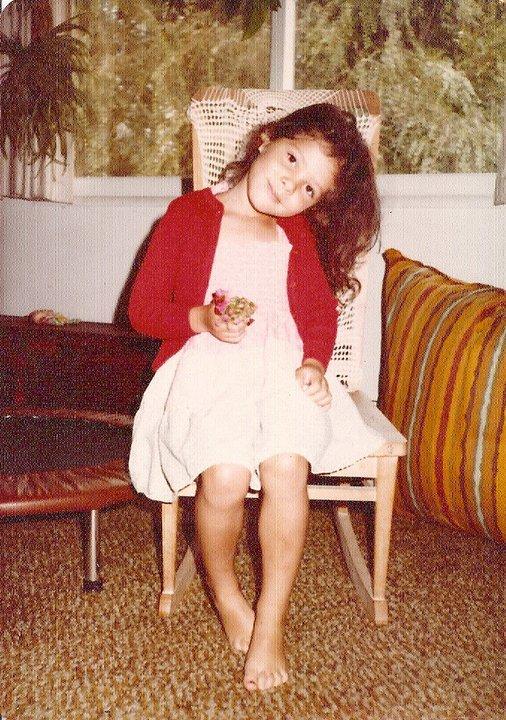 Young Gina.