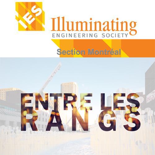 IES SECTION MONTRÉAL 2014 - Lauréat Éclairage Extérieur: Entre les rangs