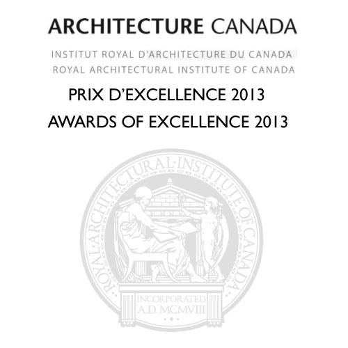 IRAC PRIX D'EXCELLENCE 2013 - Lauréat: Irène