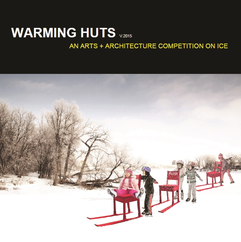 WARMING HUTS 2015 - Lauréat: Recycling Words