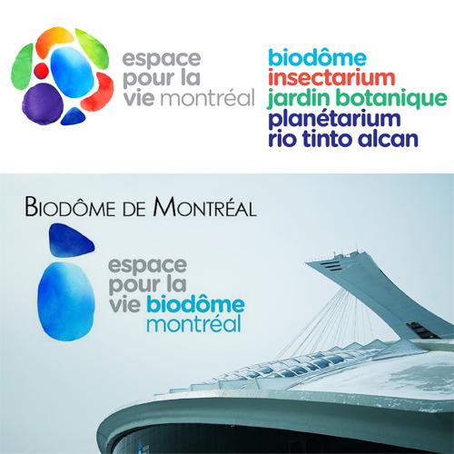 ESPACE POUR LA VIE 2014 - Lauréat: Migration du Biôdome