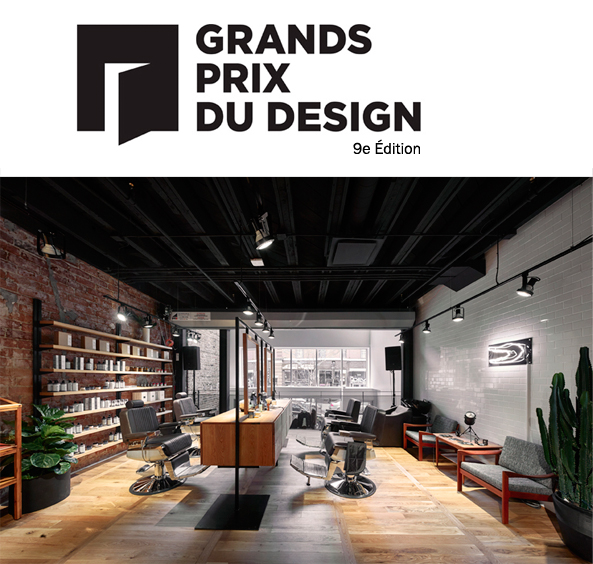 GRANDS PRIX DU DESIGN 9e ÉDITION - Lauréat : Frank & Oak