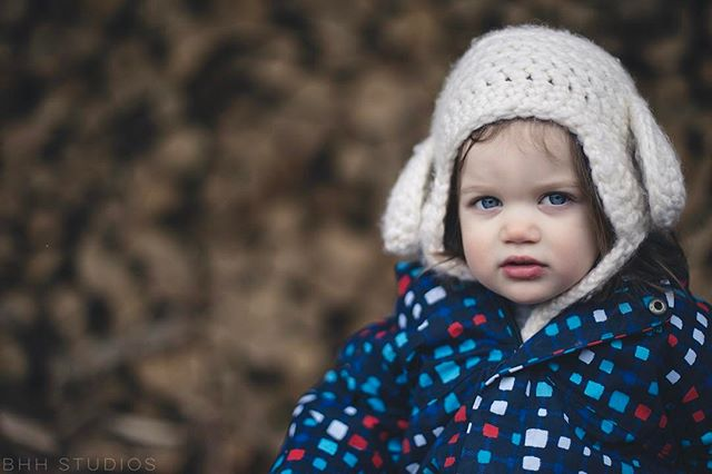 My littlest model. 👼🏻 • • • • • #Portrait #Cute #Beauty #Child #Model #BlueEyes #Girl #Pretty #SplitTone #Winter #PaidWithTreats #Canon #5Dsr #NaturalLight #RideOrDie