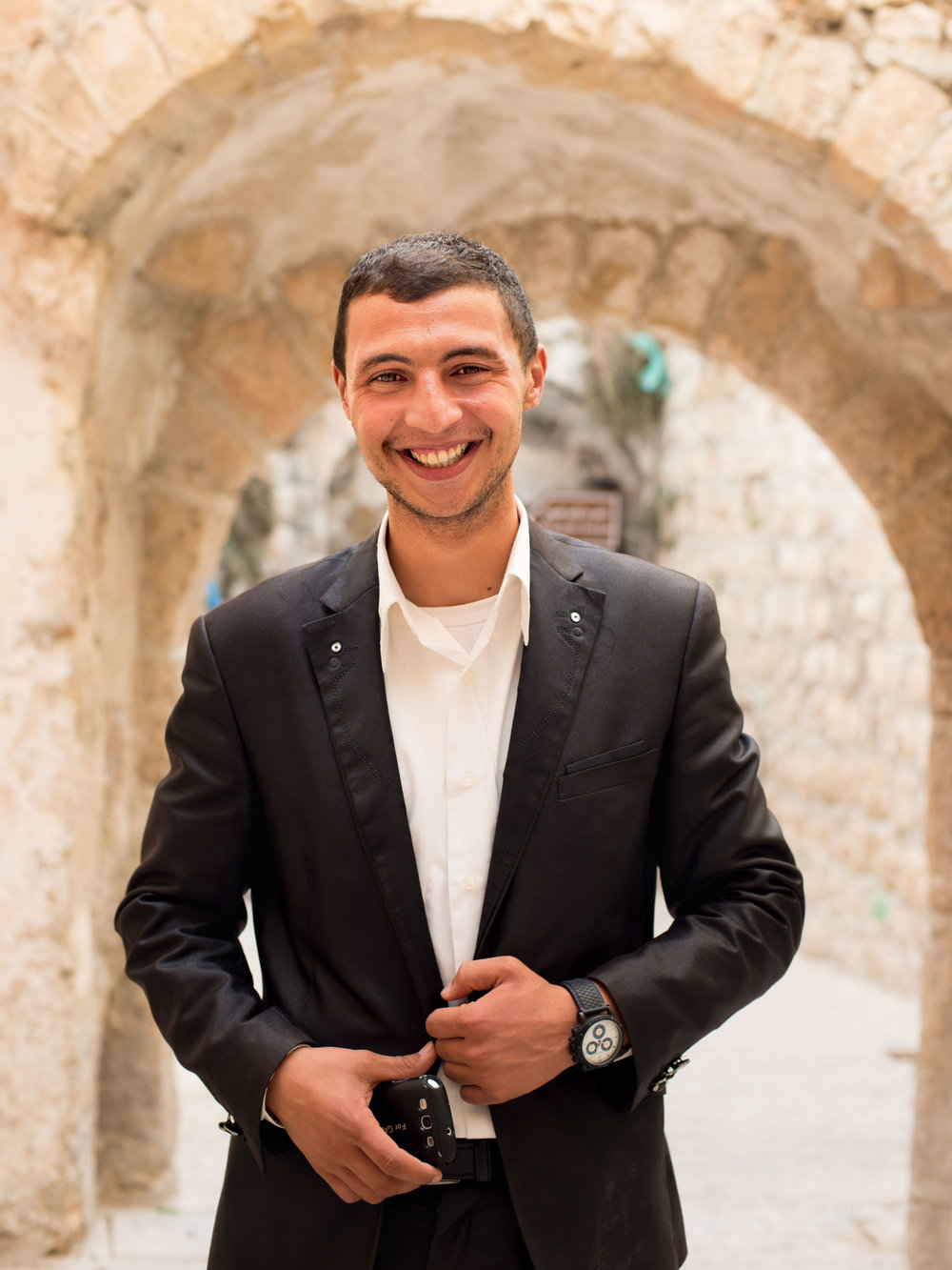 Ayman Al Fakhori, Old City Hebron (H2), West Bank, Palestine