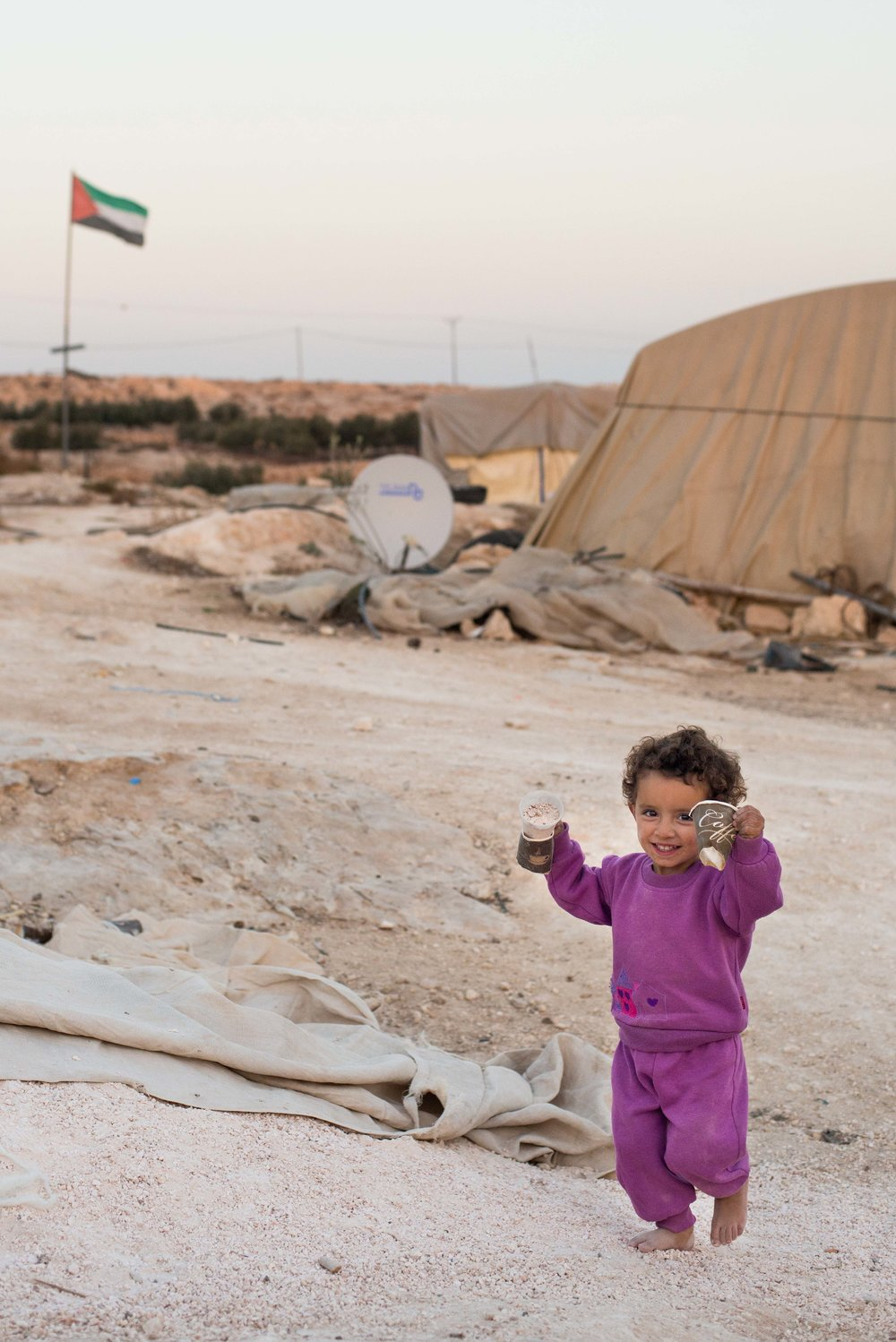 Bedouin Girl in Susiya.jpg