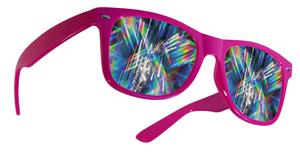 Plastic Diffraction Glasses
