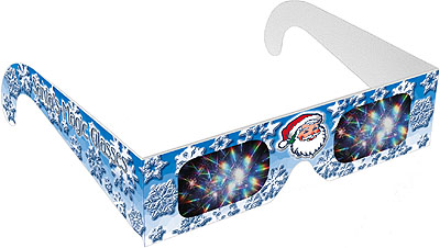Magic Holiday Glasses