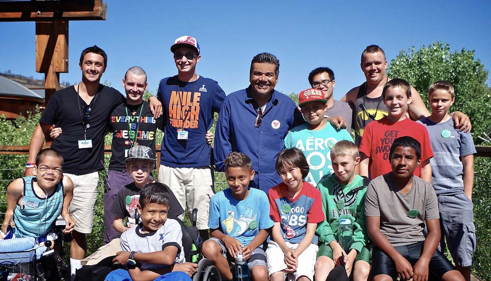 George Lopez Foundation Kidney Disease Transplant Camp