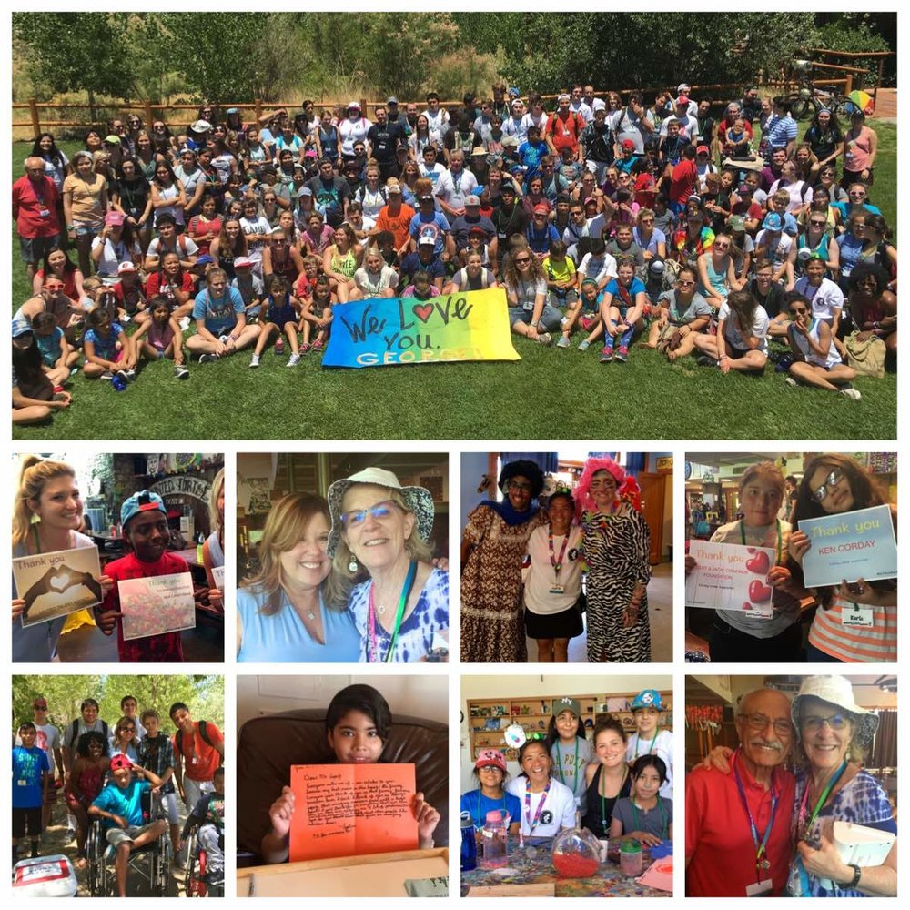 George Lopez The Painted Turtle Kidney Camp 2016