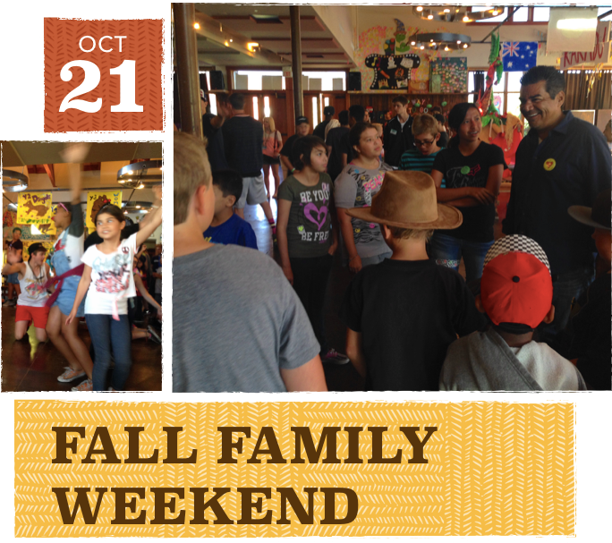 Fall Family Camp Kidney Week 2016