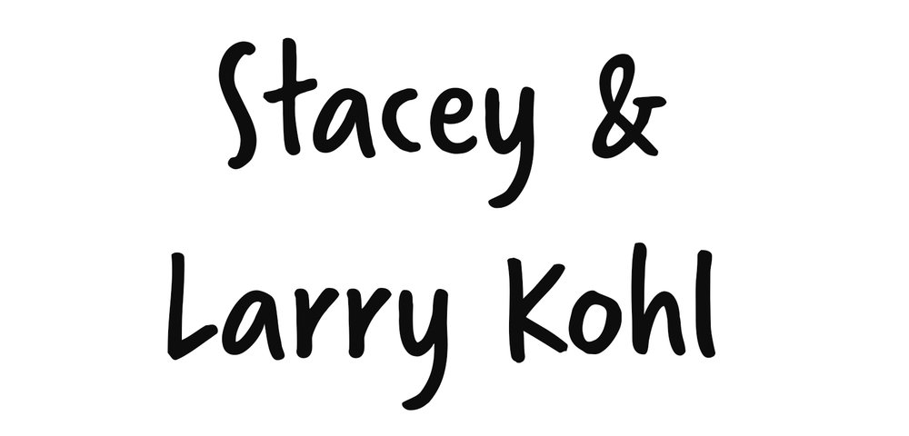 Stacey and Larry Kohl Sponsor for the George Lopez Celebrity Golf Classic