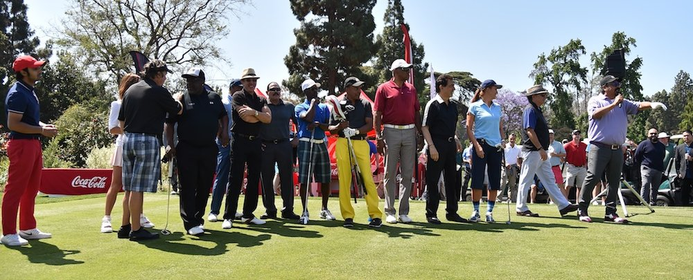 George Lopez Celebrity Golf Classic 2016