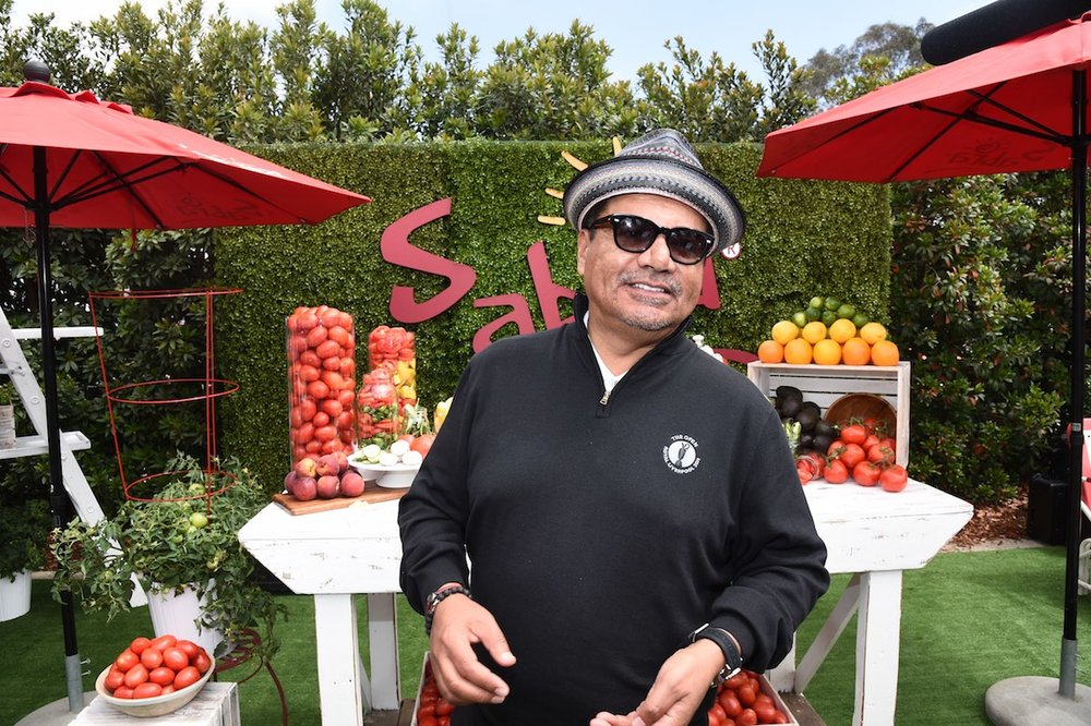 George Lopez Sabra Vendor on the Course.jpg