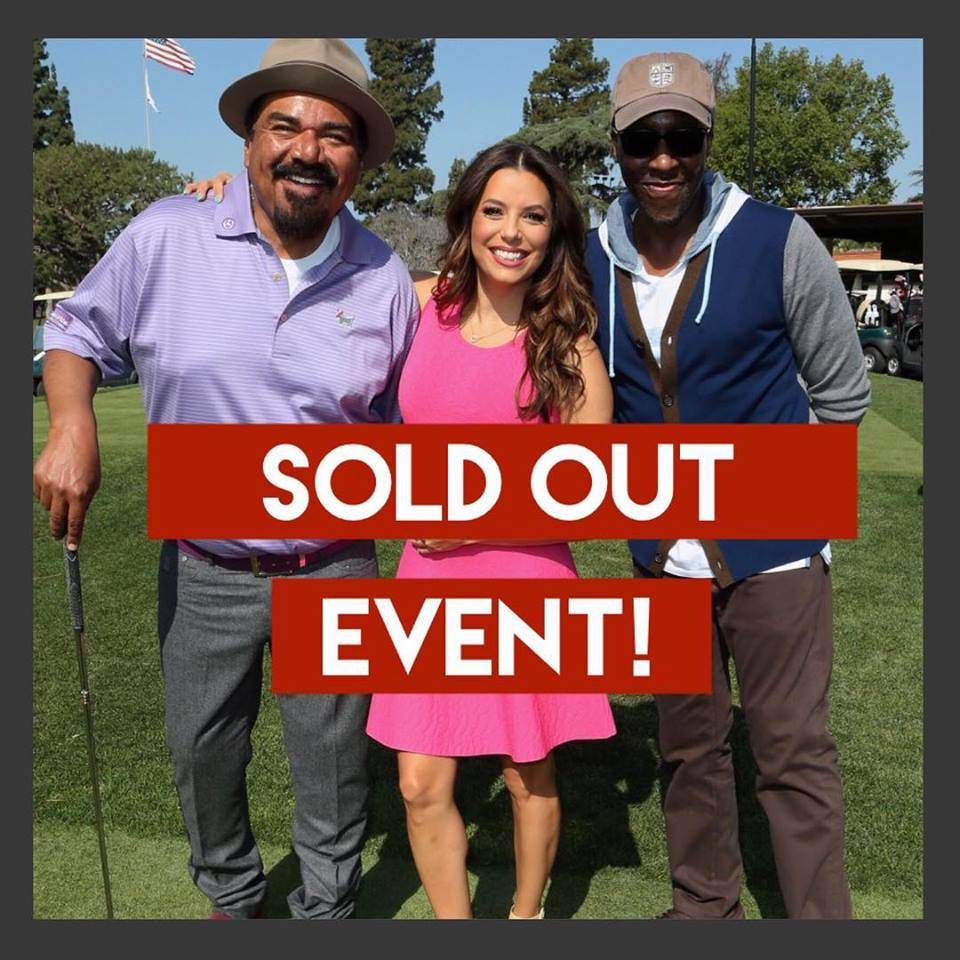 Geore Lopez, Eva Longoria and Arsenio Hall