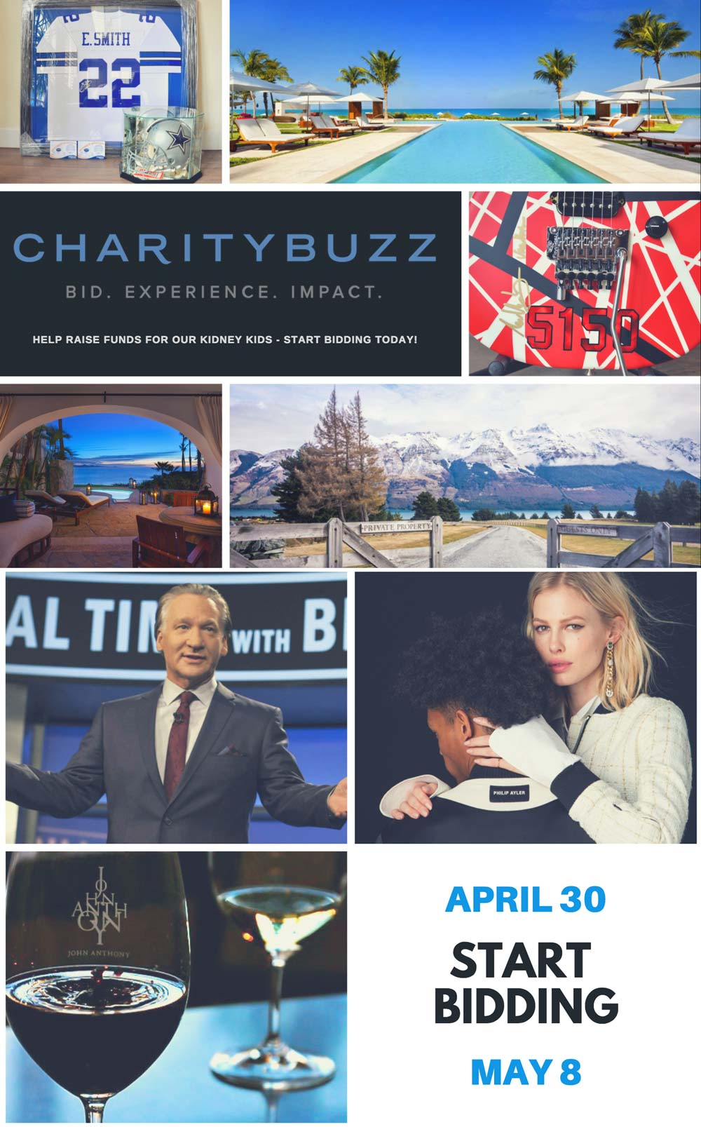 Charitybuzz 2018 George Lopez Foundation.jpg