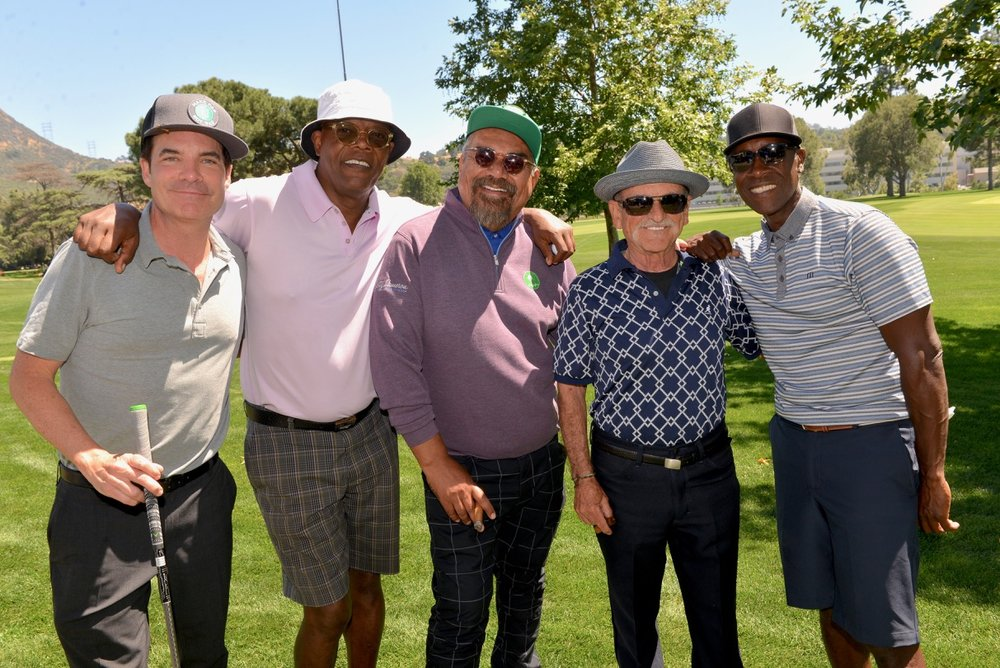 11th Annual George Lopez Celebrity Golf Classic Team Photos - 1.jpg