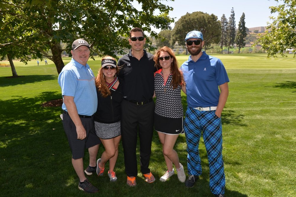 11th Annual George Lopez Celebrity Golf Classic Team Photos - 36.jpg