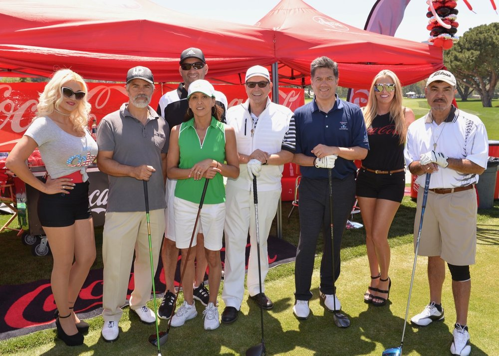 11th Annual George Lopez Celebrity Golf Classic Team Photos - 41.jpg