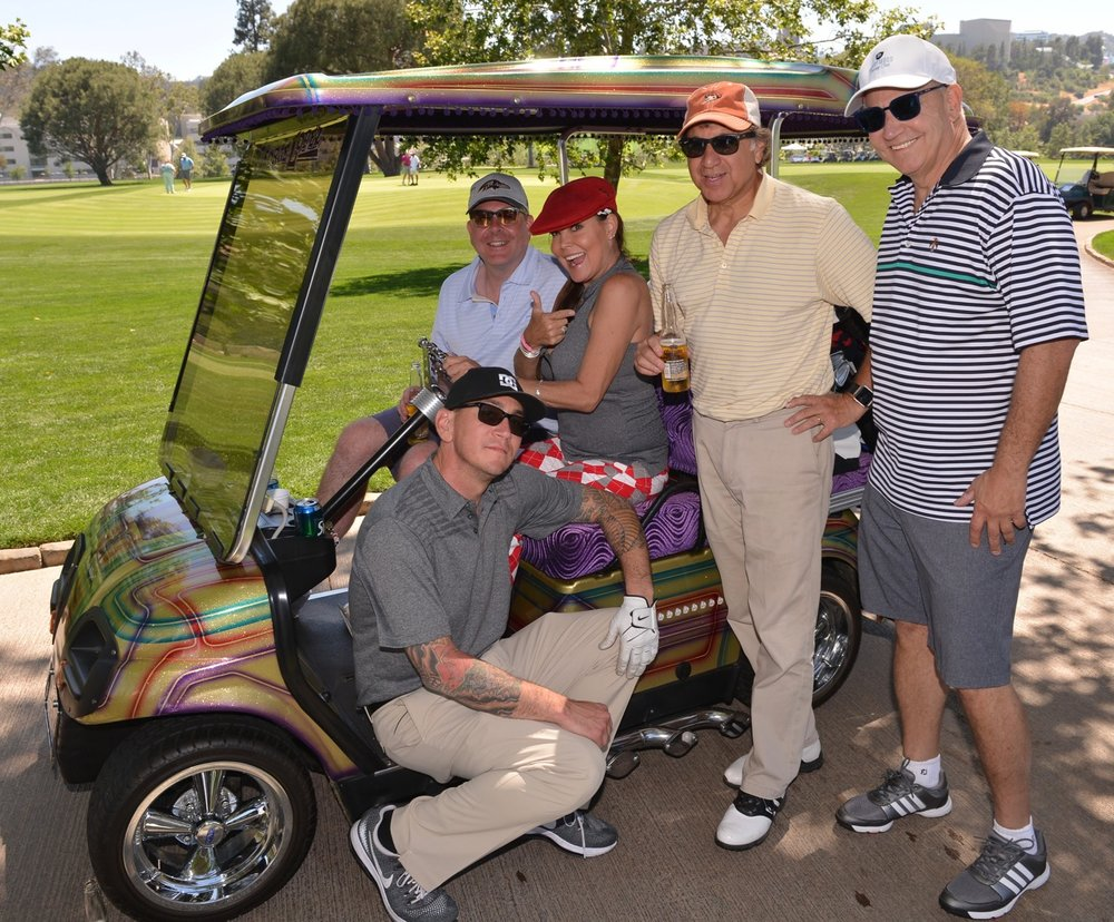 11th Annual George Lopez Celebrity Golf Classic Team Photos - 43.jpg