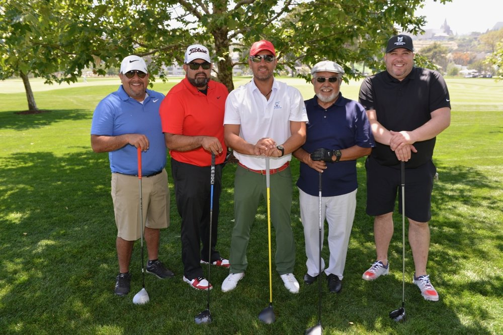 11th Annual George Lopez Celebrity Golf Classic Team Photos - 55.jpg