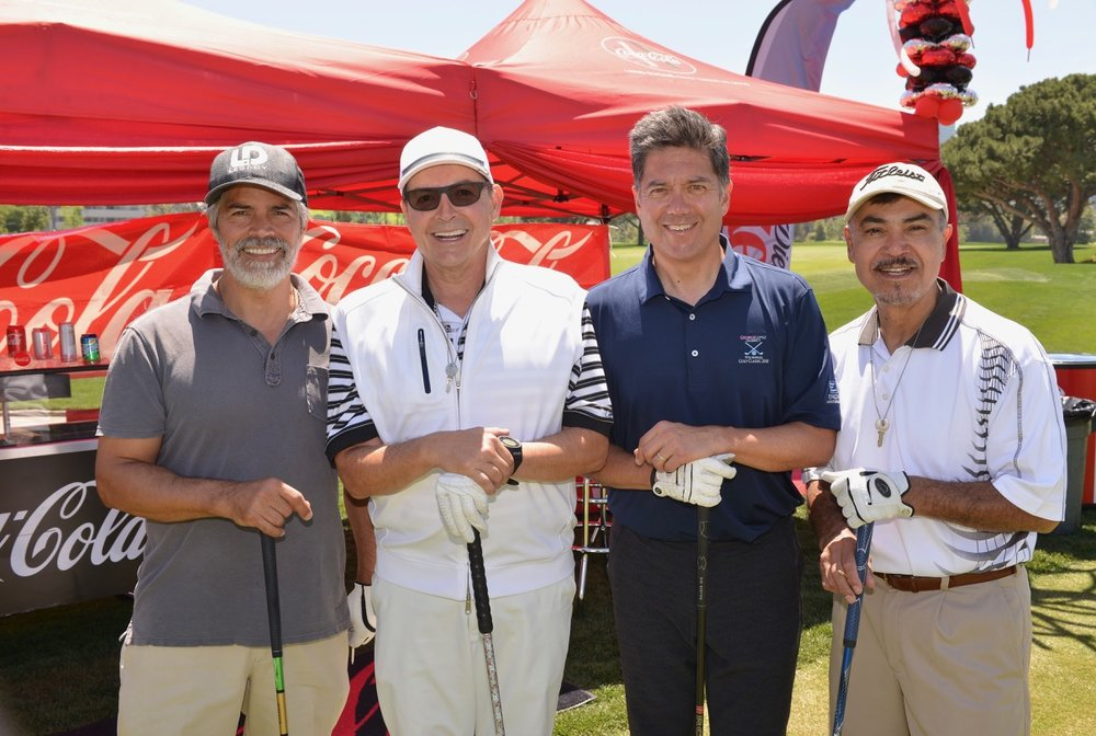 11th Annual George Lopez Celebrity Golf Classic Team Photos - 67.jpg