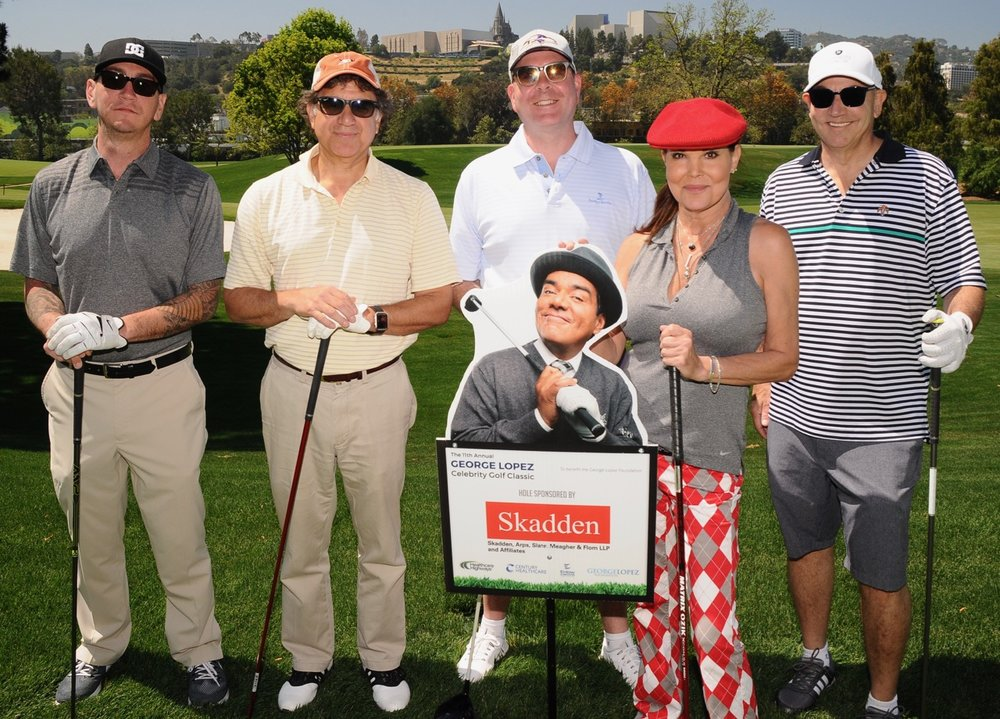 11th Annual George Lopez Celebrity Golf Classic Team Photos - 69.jpg