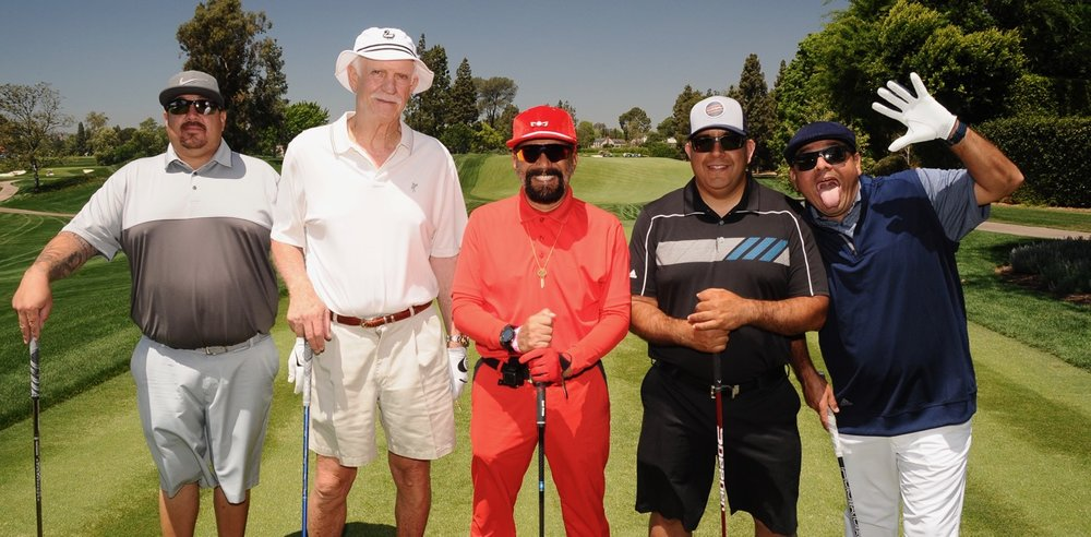 11th Annual George Lopez Celebrity Golf Classic Team Photos - 74.jpg