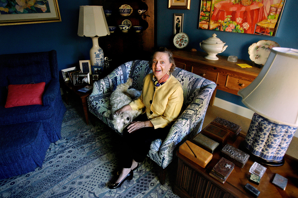 Doris is a collector of antiques in Naples, Florida.